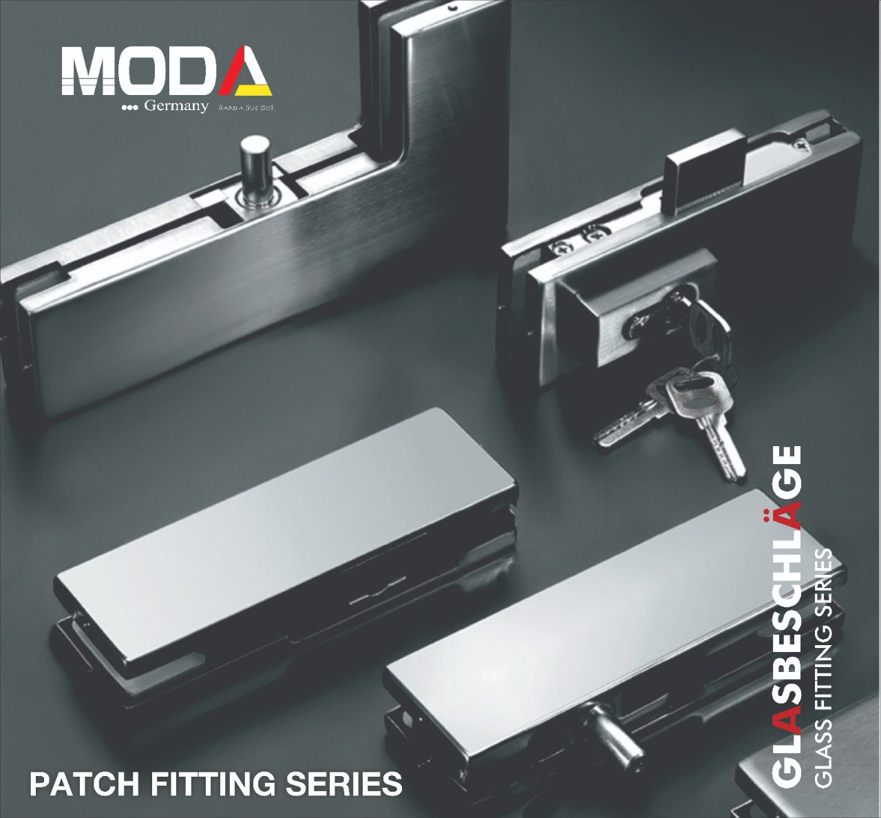 Picture for category Glass Hardware