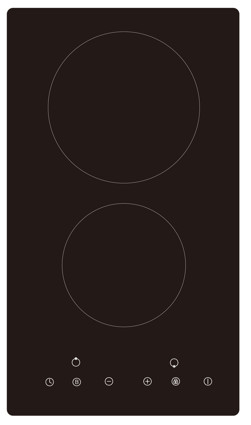 ANNA - 30 BUILT-IN INDUCTION HOB