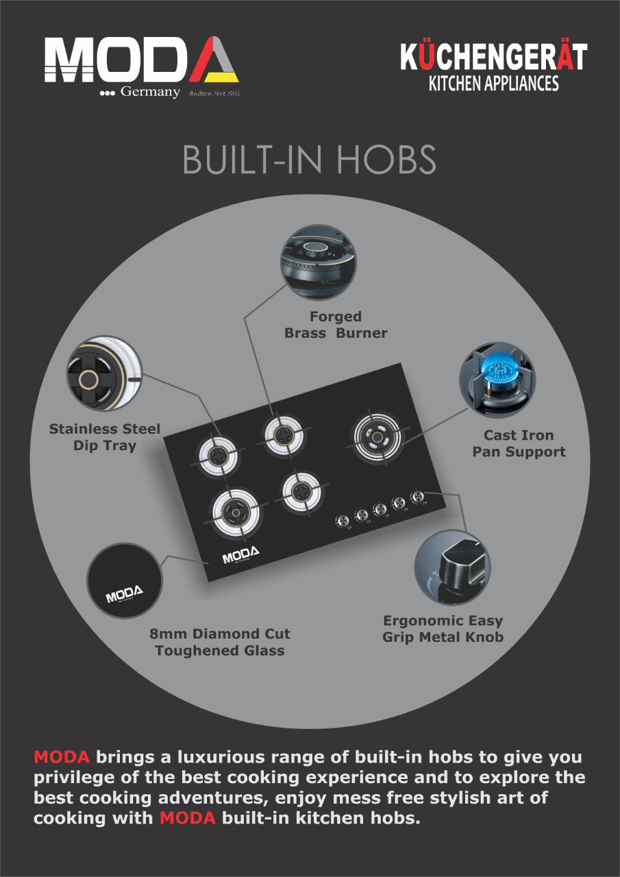 Picture for category Built-In Hob