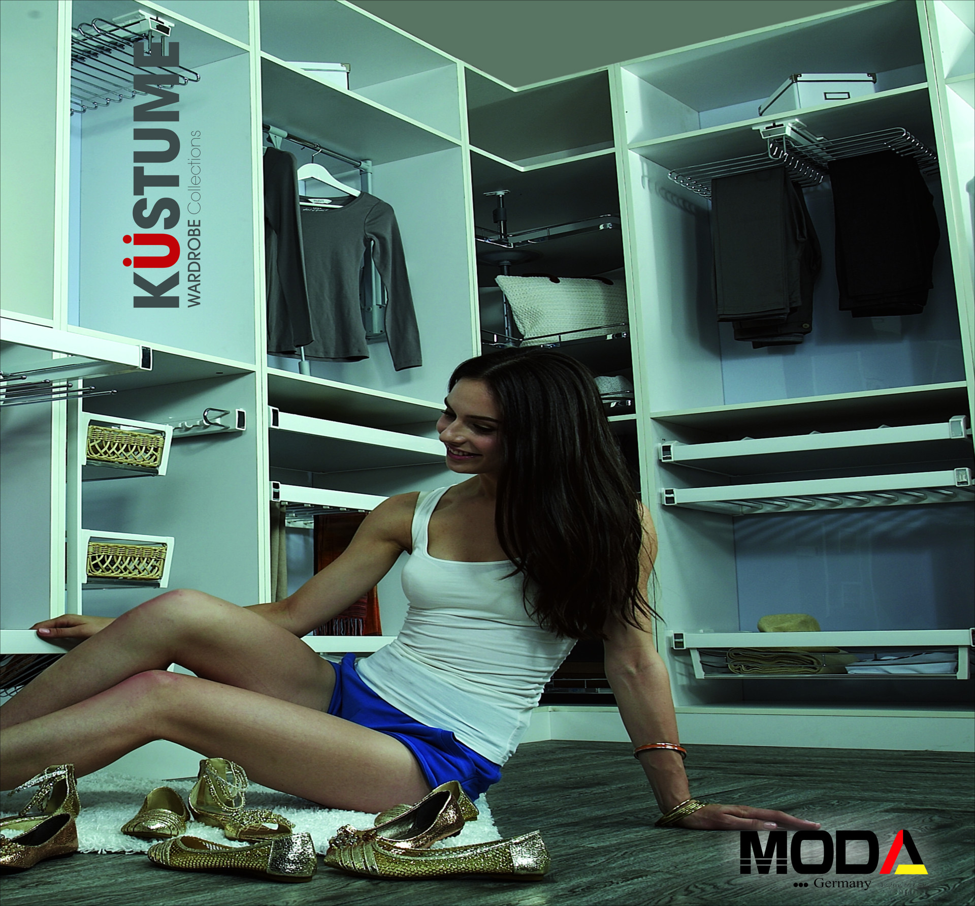 Picture for category Wardrobe Fittings