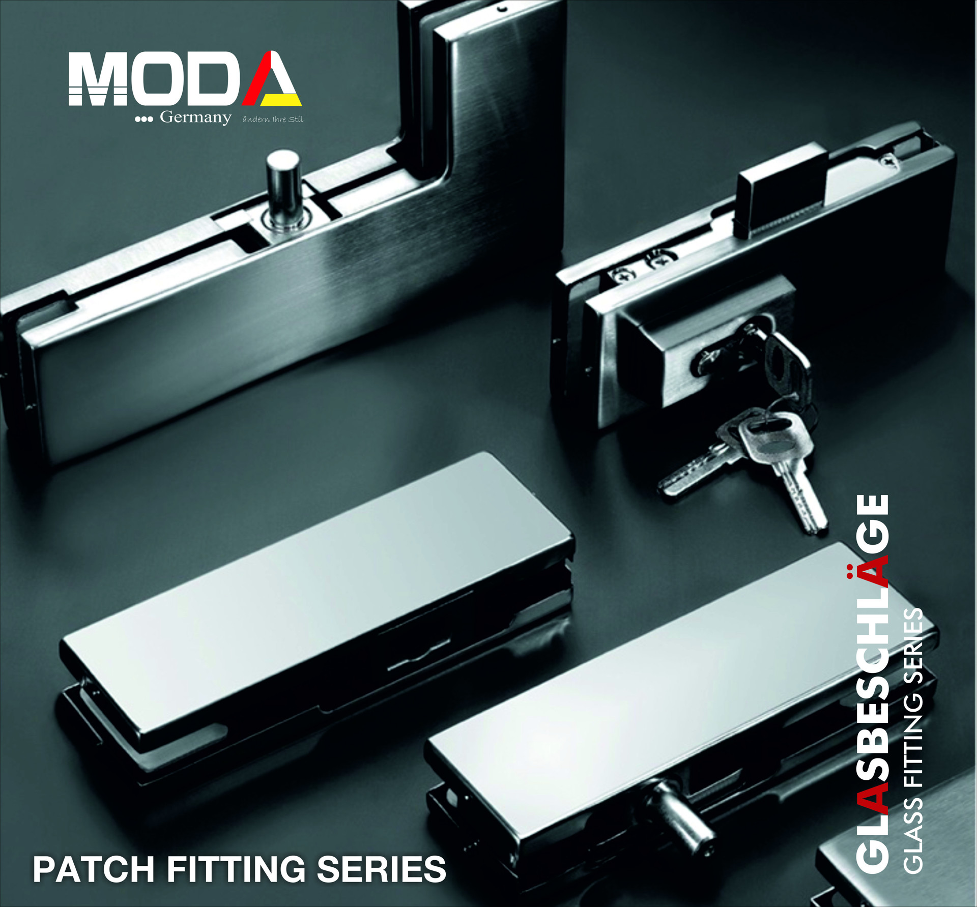 Picture for category Floor Spring & Patch Fittings