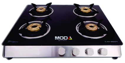 4 Burner AI Stainless Steel Cooktop 60cm