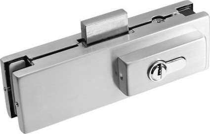 Centre Patch Lock Fitting