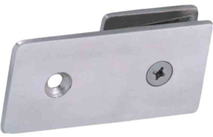 Bracket for 180° Wall to Glass connector