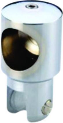 End Pipe Header - Brass