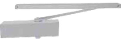 Pelmet Door Closer Hold-Open 90-100 Kg Capacity