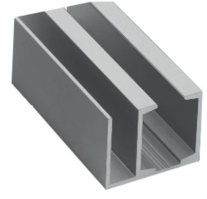 Aluminium Single with Fix Sliding Track - MGST-102