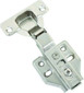 FOUR HOLE SLOW MOTION HINGE For Door Thickness 16 -19 mm