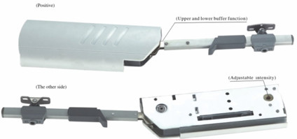 LIP STAY SUPPORT OVERHEAD FITTING