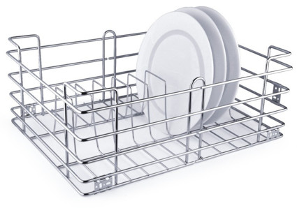 Plate and Thali  Wire Basket Stainless Steel