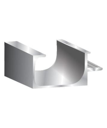 35 mm G-Handle Profile 19mm door