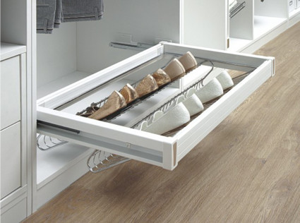 Shoe Rack Pull out Soft close