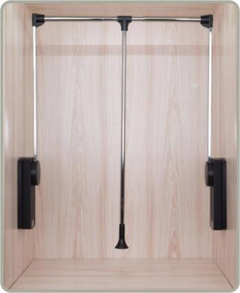 20 Kg Premium Cloth Holder Lift-up Anthracite Finish