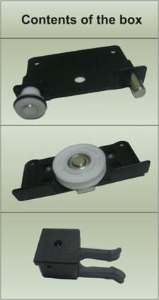 Easy Sliding Door System - 603