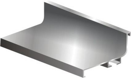 L-Shaped Horizontal Gola Profile