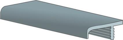 40 mm F-Handle Profile Top Mounted 19mm door