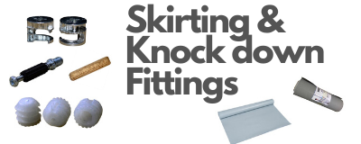 Picture for category Skirting & Knock down Fittings